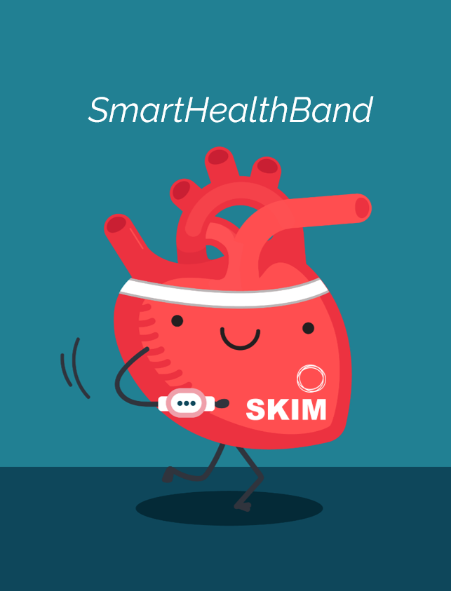 SmartBand Healthy Lifestyle Device