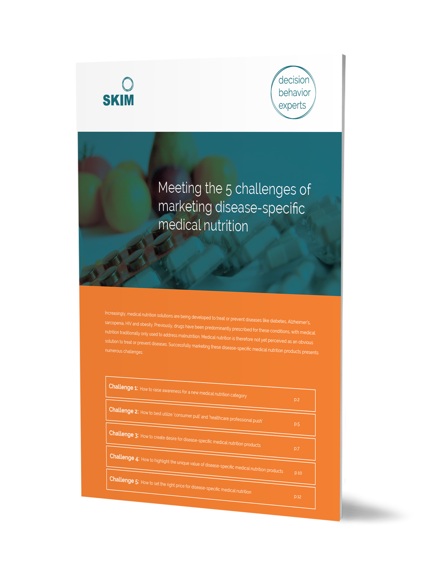 GUIDE: 5 challenges of marketing disease-specific medical